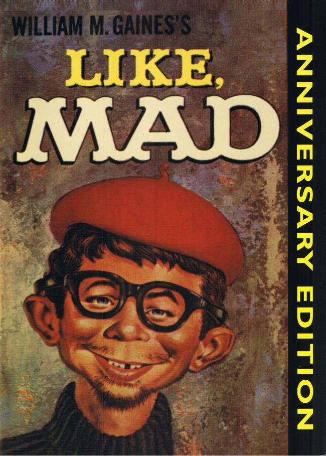 Like, Mad #9 • USA • 1st Edition - New York