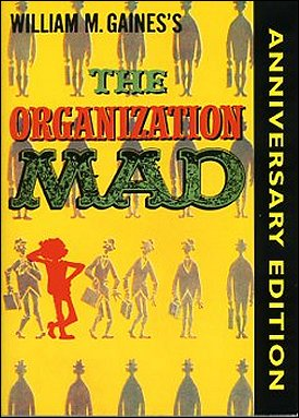 The Organization Mad #8 • USA • 1st Edition - New York