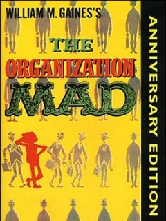Go to The Organization Mad #8