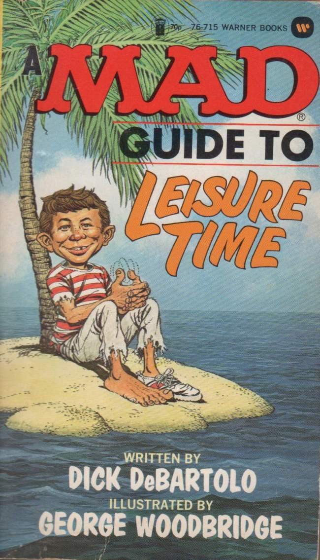 A MAD Guide to Leisure Time • Great Britain
