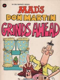 Go to Don Martin Grinds Ahead #11 • Great Britain