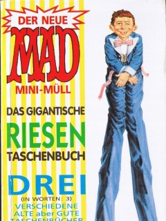 Go to MAD Mini-Müll #1 • Germany • 1st Edition - Williams