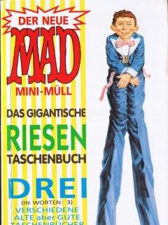 MAD Mini-Müll #1 • Germany • 1st Edition - Williams