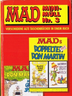 Go to MAD Mini-Müll #3 • Germany • 1st Edition - Williams