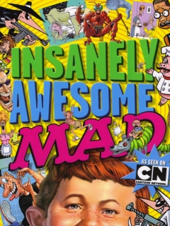 Go to Insanely Awesome MAD • USA • 1st Edition - New York