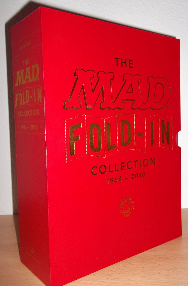 The MAD Fold-In Collection: 1964-2010 • USA • 1st Edition - New York