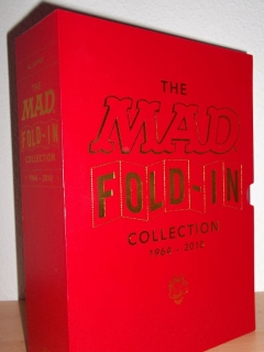 Go to The MAD Fold-In Collection: 1964-2010