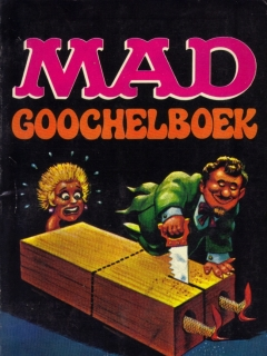 MAD Goochelboek • Netherlands • 1st Edition