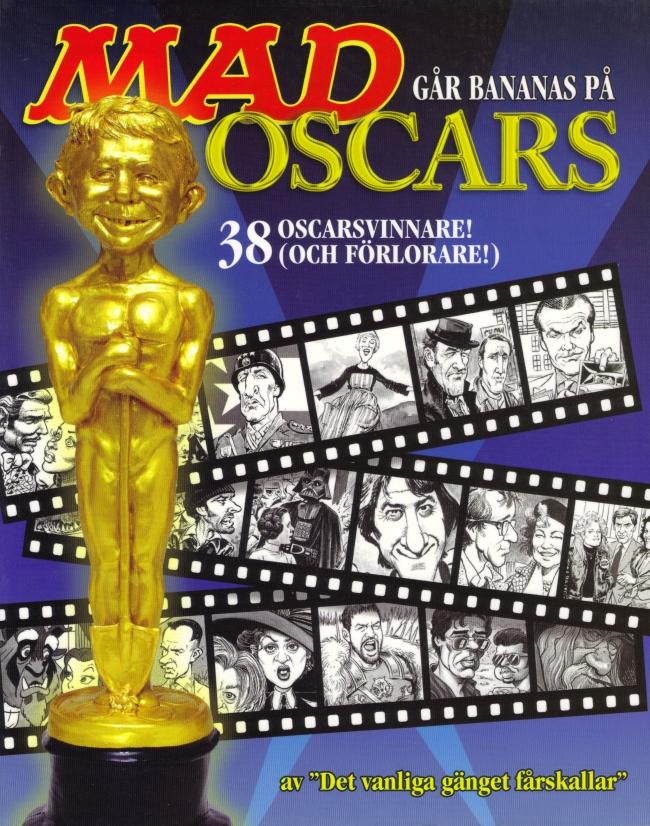 Mad går bananas på Oscars • Sweden