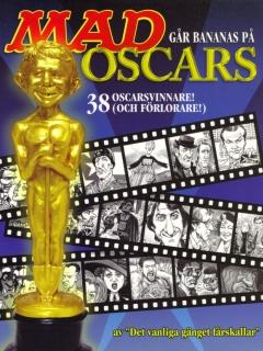 Go to Mad går bananas på Oscars • Sweden