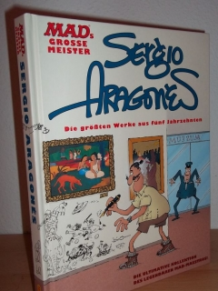 Go to MADs große Meister: Sergio Aragonés • Germany • 2nd Edition - Dino/Panini
