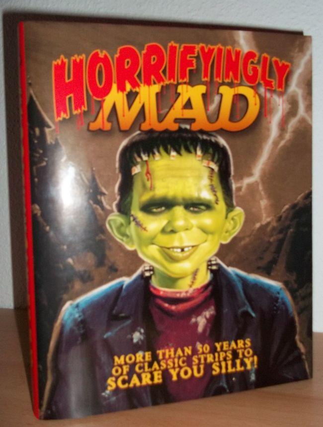 Horrifyingly MAD • USA • 1st Edition - New York