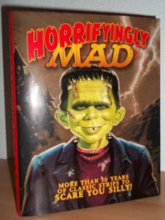 Go to Horrifyingly MAD • USA • 1st Edition - New York