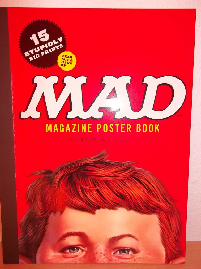 MAD Poster Book  • USA • 1st Edition - New York