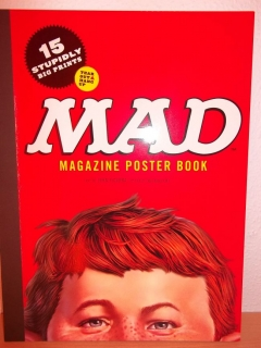 Go to MAD Poster Book  • USA • 1st Edition - New York