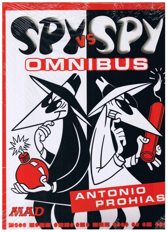 Spy vs. Spy Omnibus #1 • USA • 1st Edition - New York