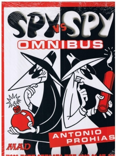Go to Spy vs. Spy Omnibus #1 • USA • 1st Edition - New York