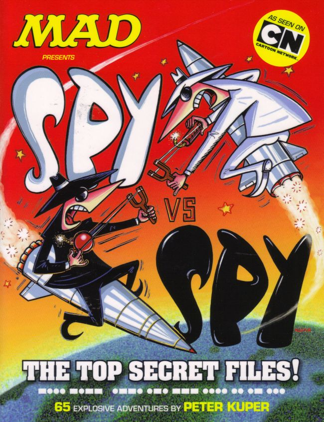 Spy Vs. Spy - The Top Secret Files! • USA • 1st Edition - New York