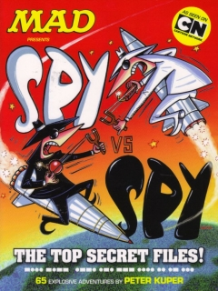 Go to Spy Vs. Spy - The Top Secret Files! • USA • 1st Edition - New York
