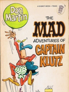 Go to The MAD Adventures of Captain Klutz • Great Britain