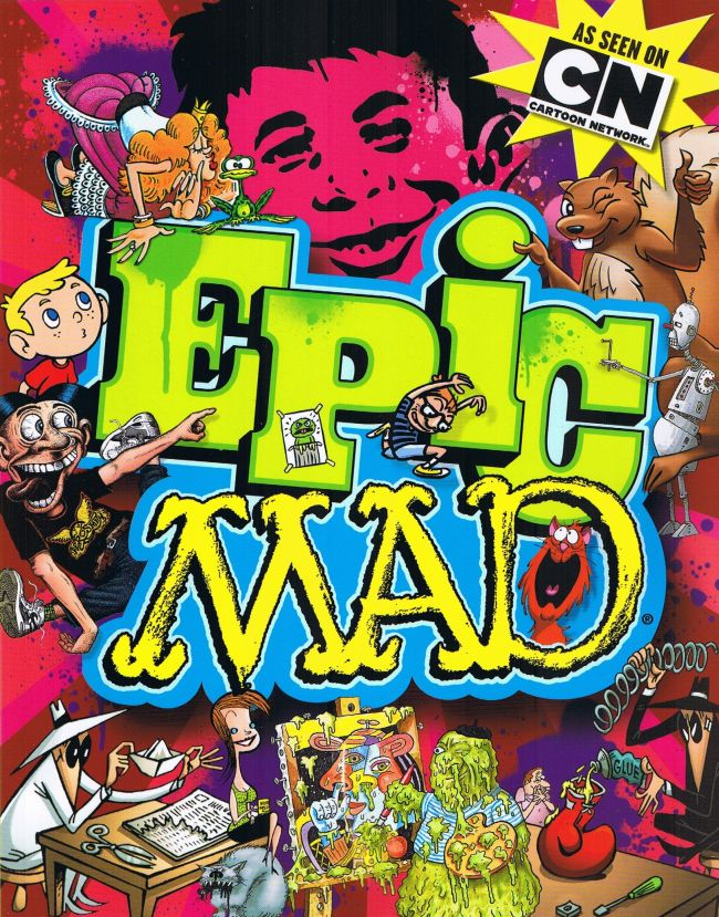 EPIC MAD • USA • 1st Edition - New York