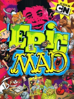 Cartoon Network MAD books • USA • 1st Edition - New York