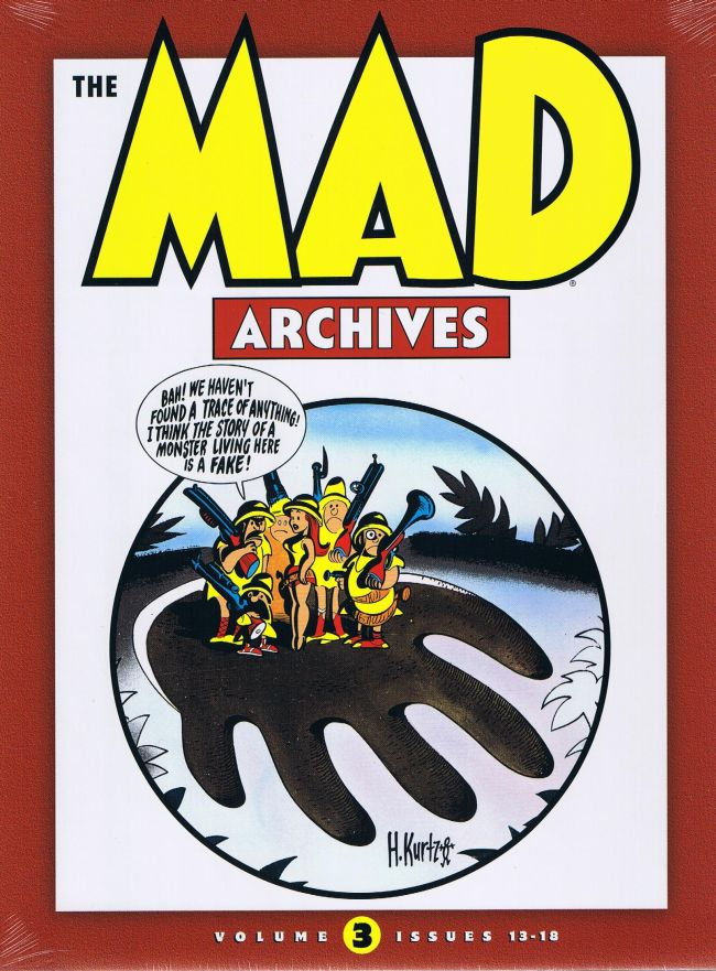 The Mad Archives #3 • USA • 1st Edition - New York