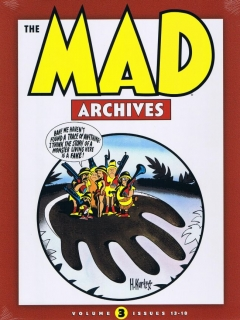 Go to The Mad Archives #3 • USA • 1st Edition - New York