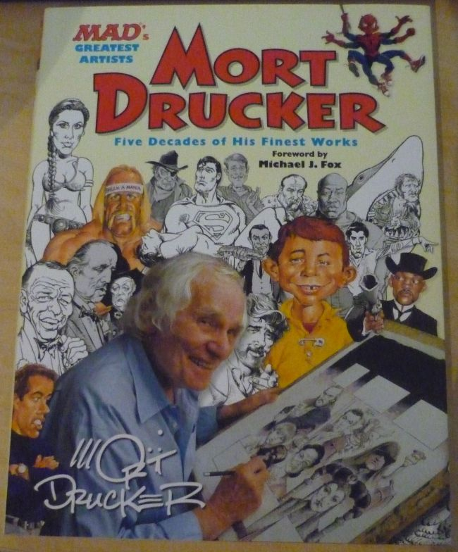 MAD's Greatest Artists: Mort Drucker • USA • 1st Edition - New York