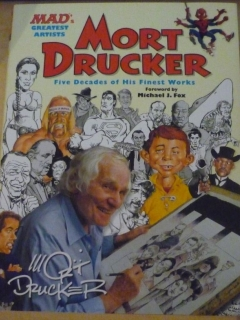 Go to MAD's Greatest Artists: Mort Drucker