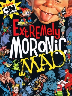 Go to Extremely Moronic MAD • USA • 1st Edition - New York
