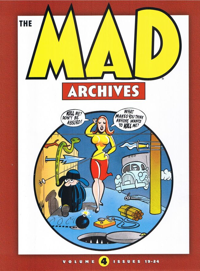 The MAD Archives #4 • USA • 1st Edition - New York