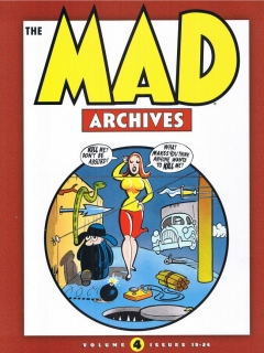 Go to The MAD Archives #4 • USA • 1st Edition - New York