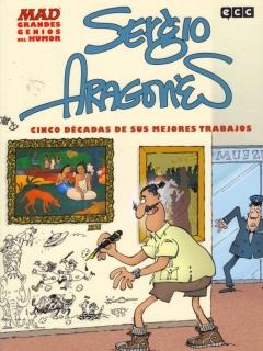 Go to MAD Grandes genios del humor: Sergio Aragonés • Spain