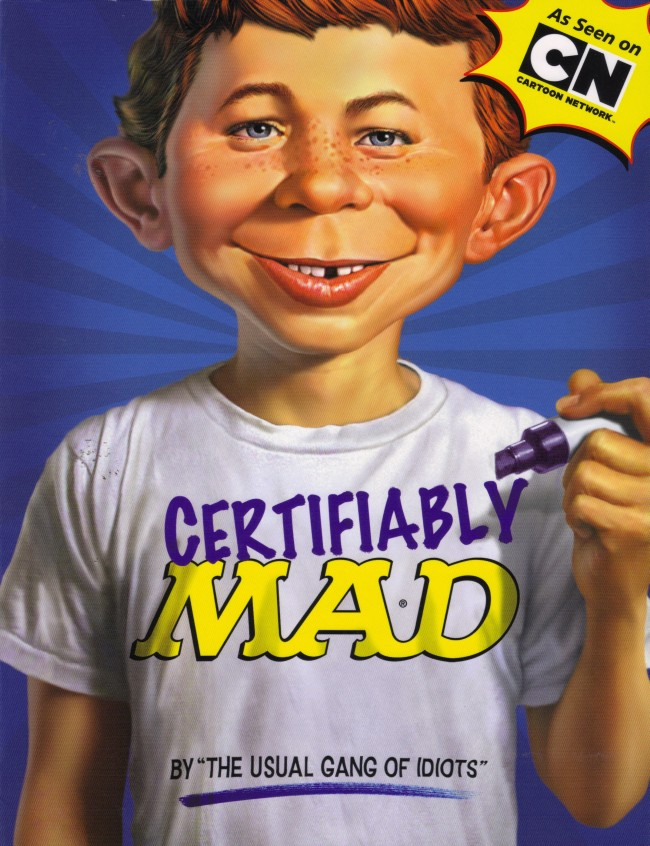 Certifiably Mad • USA • 1st Edition - New York