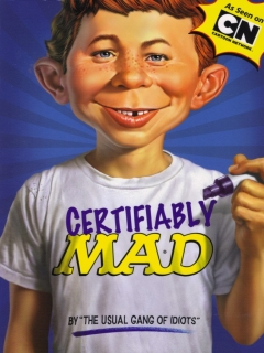 Go to Certifiably Mad • USA • 1st Edition - New York