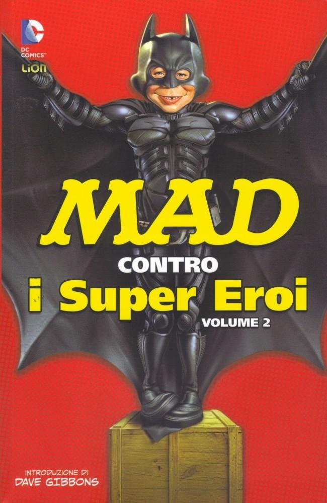 MAD contro i Super Eroi #2 • Italy