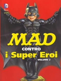 Go to MAD contro i Super Eroi #2 • Italy