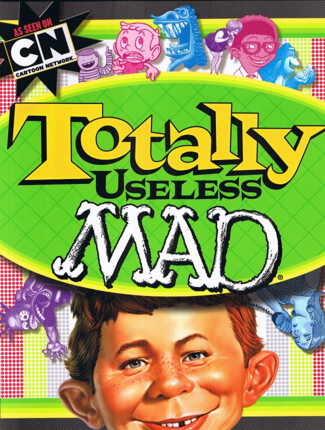 Totally Useless MAD • USA • 1st Edition - New York