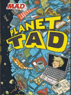 Go to Planet Tad • USA • 1st Edition - New York