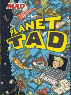 Go to Planet Tad • USA • 1st Edition - New York
