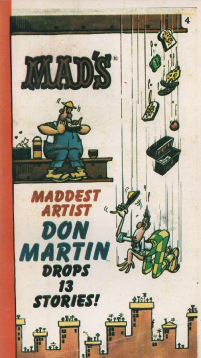 Don Martin Drops 13 Stories • China