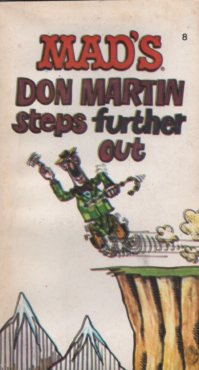 Don Martin Steps Further Out • China