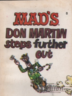 Go to Don Martin Steps Further Out • China