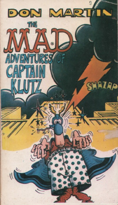 The MAD Adventures of Captain Klutz • China