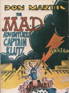 Go to The MAD Adventures of Captain Klutz • China