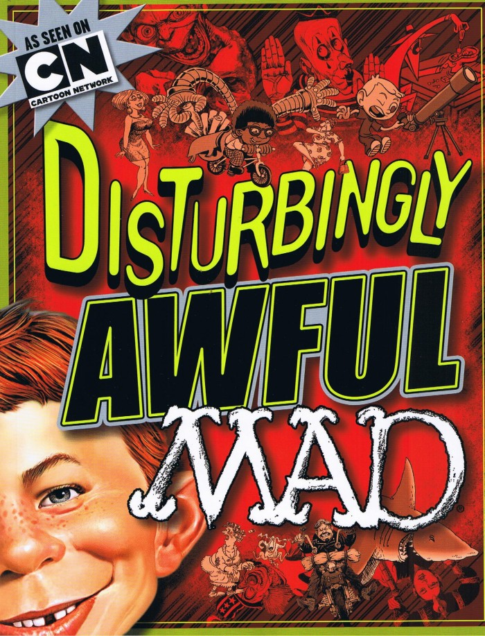 Disturbingly Awful MAD • USA • 1st Edition - New York