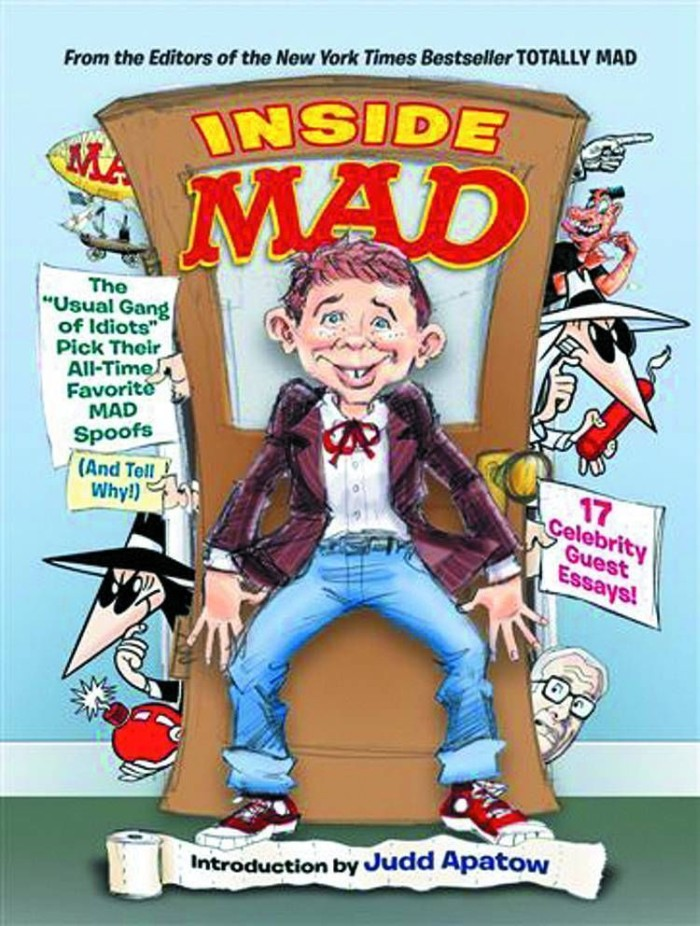 Inside MAD (Variant Cover) • USA • 1st Edition - New York