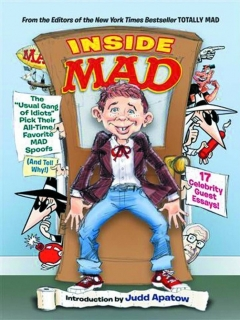 Go to Inside MAD (Variant Cover)