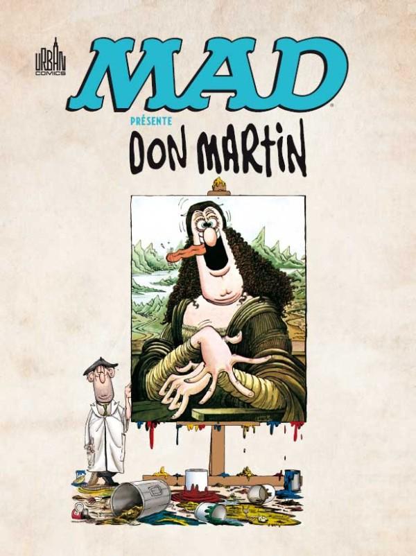 Mad présente Don Martin (1956-1965) : Le plus fou de tous les artistes fous de Mad #1 • France